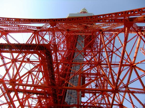 東京タワー5〔フリー写真〕
