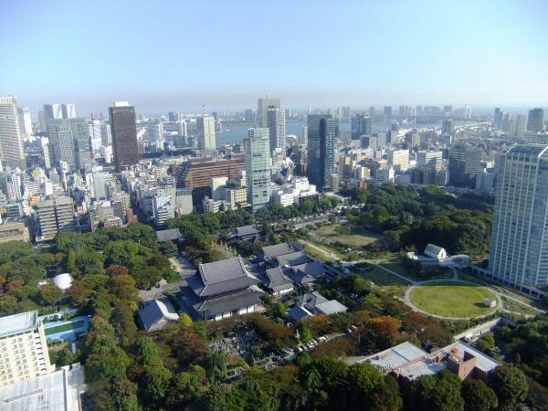 大展望台から見た風景〔フリー写真〕