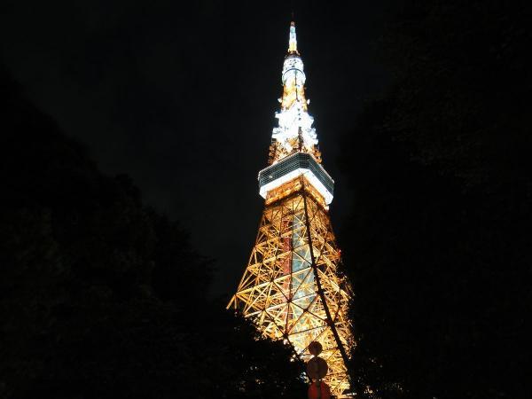 東京タワー8〔フリー写真〕