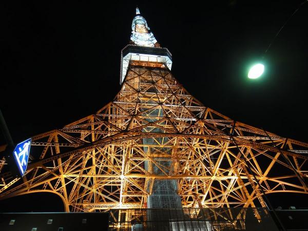 東京タワー10〔フリー写真〕