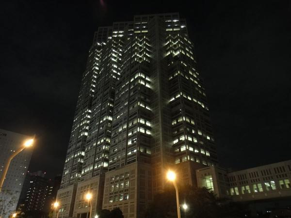 東京都庁・新宿副都心4〔フリー写真〕