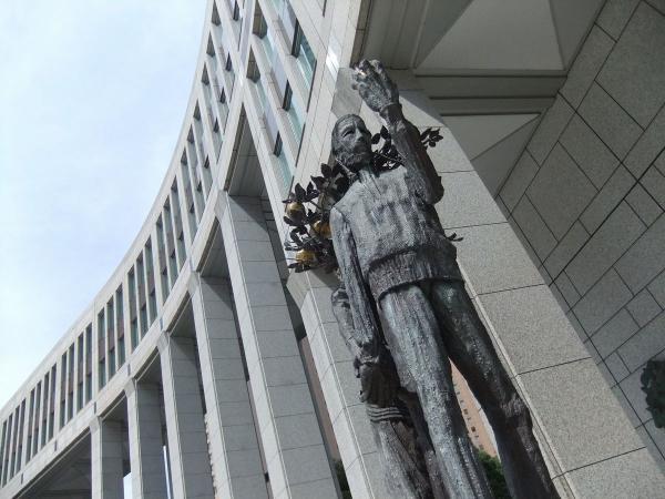 東京都庁・新宿副都心16〔フリー写真〕