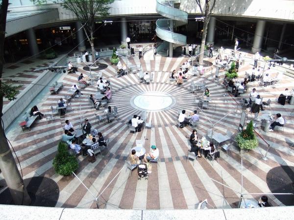 新宿アイランド〔フリー写真〕