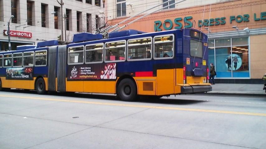 トロリーバス最新