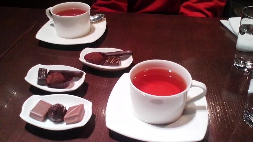 和光チョコレートサロン粋人会