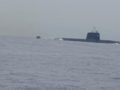 7潜水艦写真