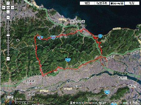 2010530走行地図