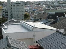 $SAIのブログ-陸屋根でも太陽光発電