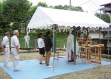 $SAIのブログ-O様邸地鎮祭