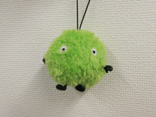 SAIのブログ-スーモくんストラップ
