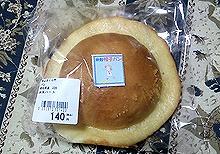 米米ハートの帽子パン1409