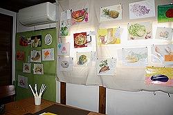 スケッチブック展in神戸北野10