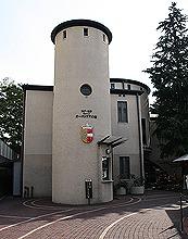 異人館通りを行く12ウィーンオーストリアの家