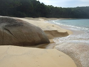 refuge cove beach