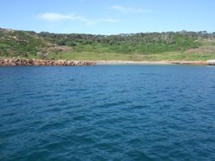 santa barbara bay beach