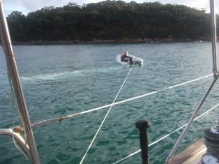 deploying stern anchore2
