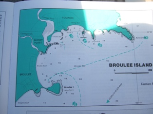 broulee anchorage