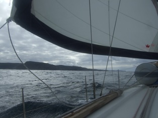 heading to jervis bay