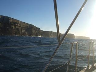 sharpe cliffs