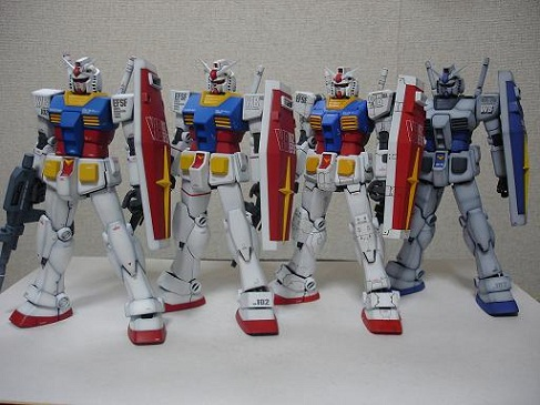 RX-78 013