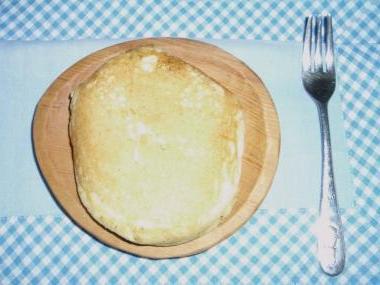 冷やしホットケーキ!!?