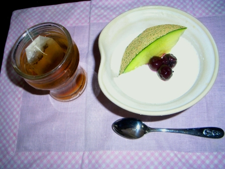 杏仁豆腐プリン
