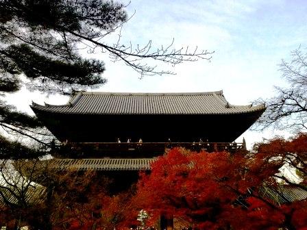 南禅寺正門