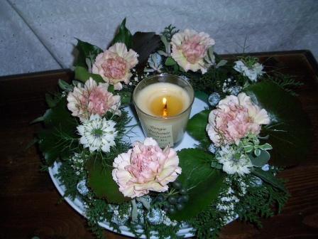 FCサイズ mone candle