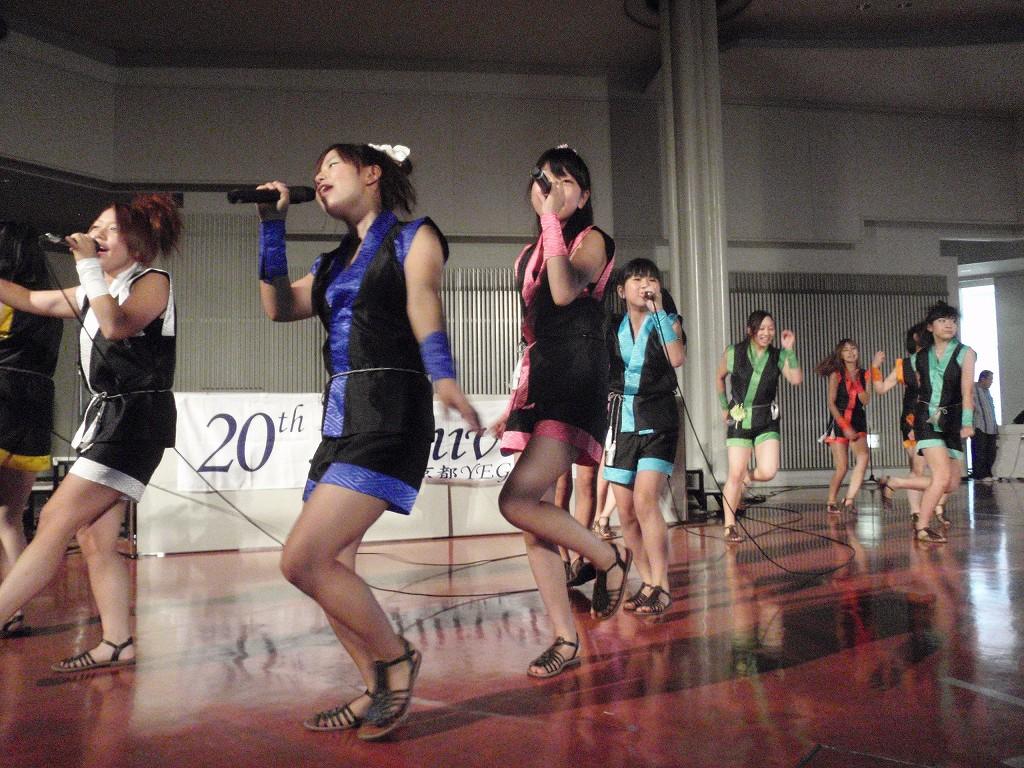 KK11の歌とダンス
