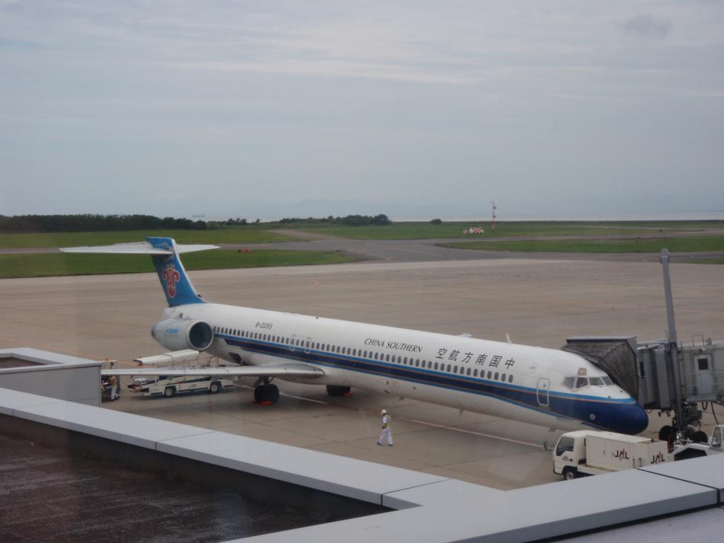 南方航空 MD-90