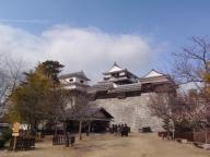 松山城 天守と櫓