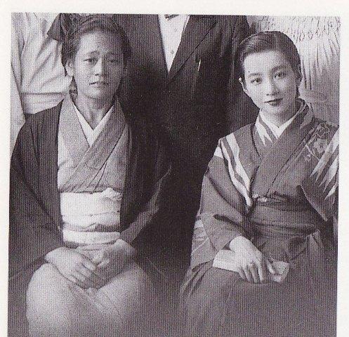 園井恵子と母