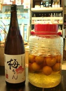 20120701野花梅酒