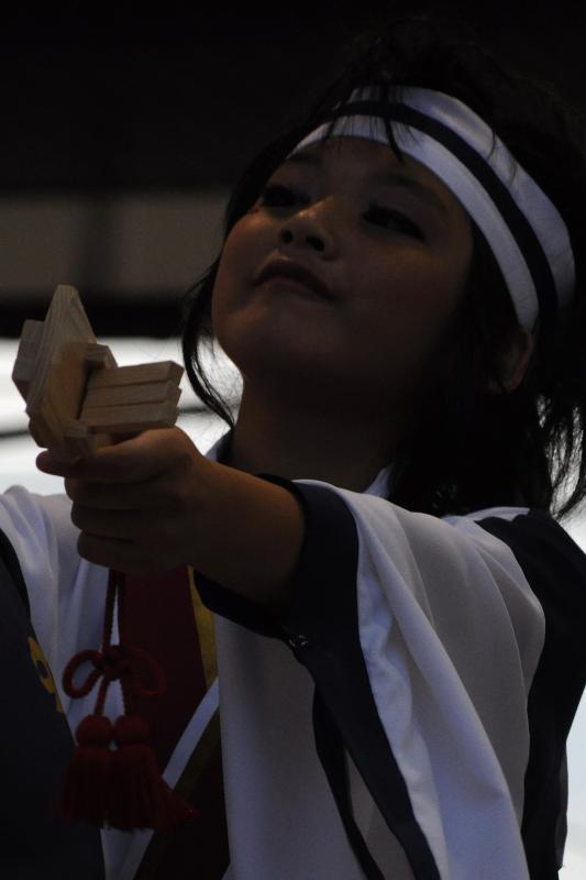 新居浜市 コンガ踊り大会  浜舞風 和蔵樂