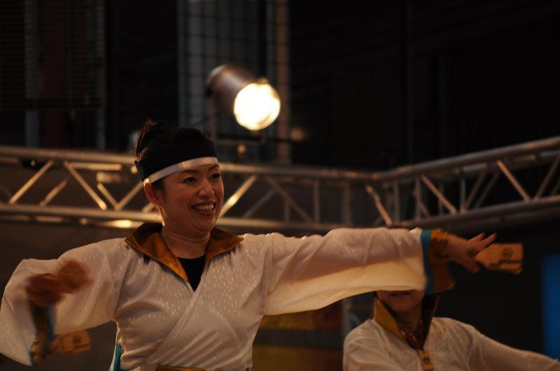 新居浜市 よっしゃコンガ踊り大会 さぬき踊らんな連