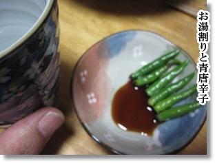 栗ご飯と反省の日々11