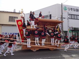 岸和田だんじり祭り003