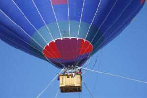 空 熱気球