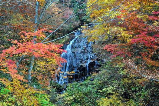 2008-1023-吾妻の不動滝2