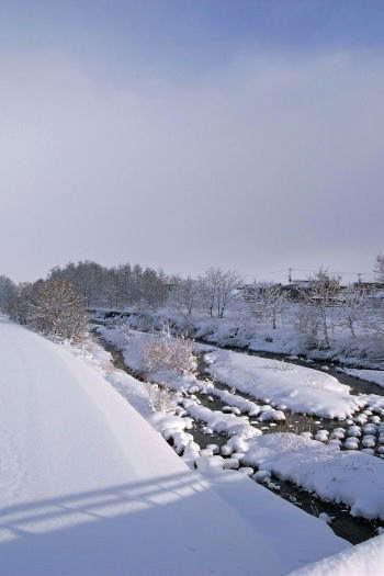 2008-0106-雪の河原