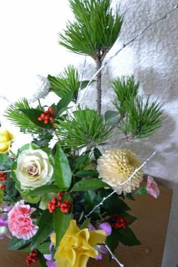 2009-0106-新春の花
