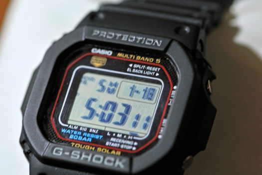 2009-0118-タフソーラー時計