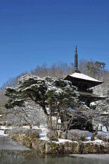 2009-0128-三重塔1