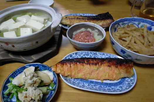 2009-0207-晩餐