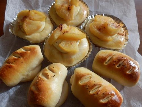 パン作り16