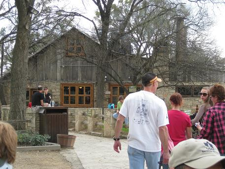 salt lick outside