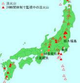活火山リスト