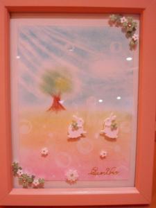 201104パステルアート展7