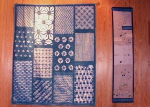 201105草木染・藍染展2