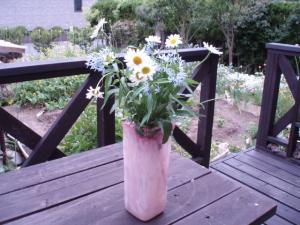 201105235周年祝いのお花